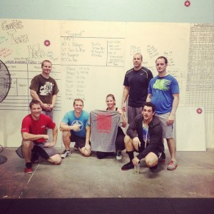 Hero WOD Challenge with Maggie Snyder!